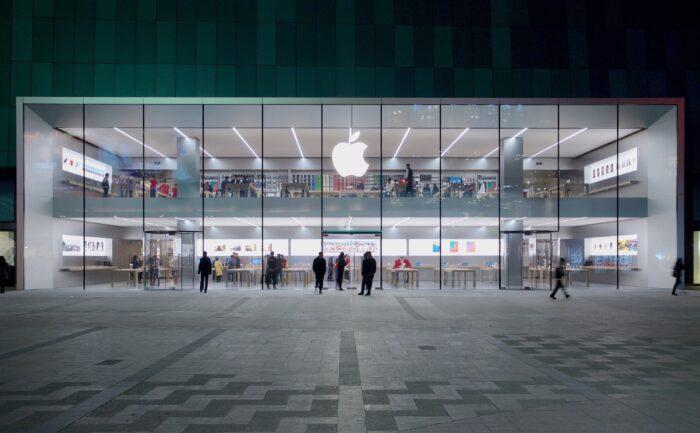 Apple od wielu lat dba o Experience Design
